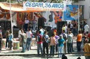 Festa de 36 anos do Cesam BH